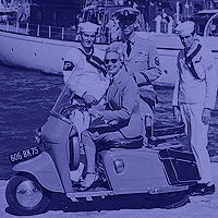 1946-1955 : LES SCOOTERS
